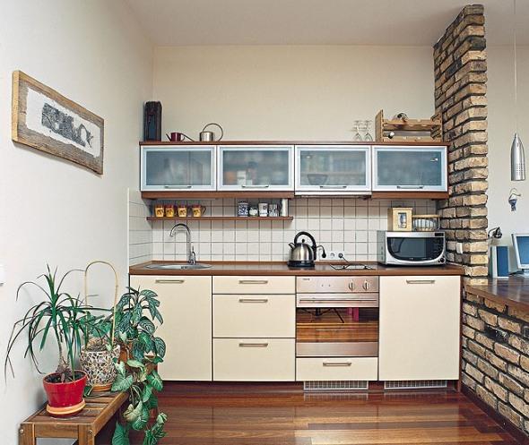 แบบห้องครัวขนาดเล็ก