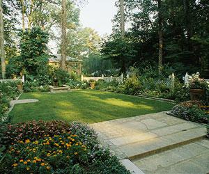 การบำรุงรักษาสวน