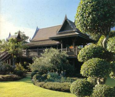 การจัดสวนไทย