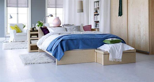 - Dormitorio malm ikea ...