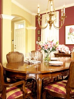 การออกแบบห้องรับประทานอาหาร