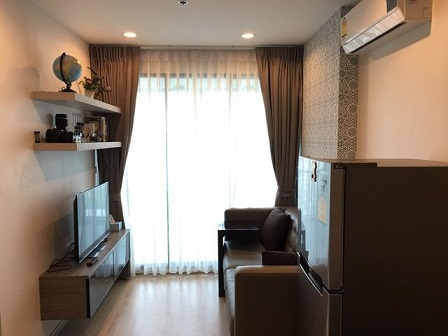 For rent very nice condo near to BTS Tarad Phu fully furnished nice view
