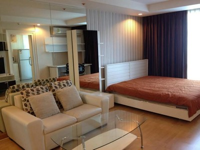 CR01071713 for rent at Symphony Condo: 35 sqm Fully furnished Only 13K