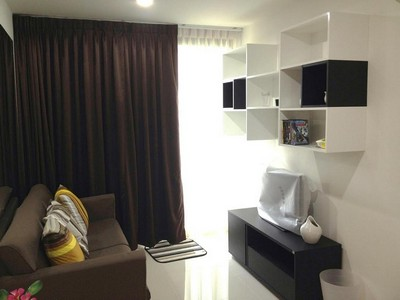CR01071716 The President Condo Sukhumvit 81 at BTS On-nut Only 16K