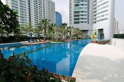 For Rent Millennium High Fl Tower B Lake View 128 Sqm 2-2BDS Only 85K