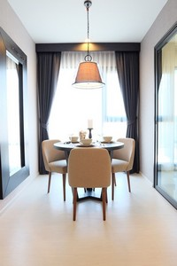Condo 1BR 33Sqm at Rhythm Sukhumvit 36-38 for rent 28K North View