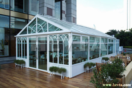 Glasshouse uPVC