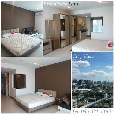 Supalai Premier ratchatewi for rent near to UN Building Suitable for UN staff