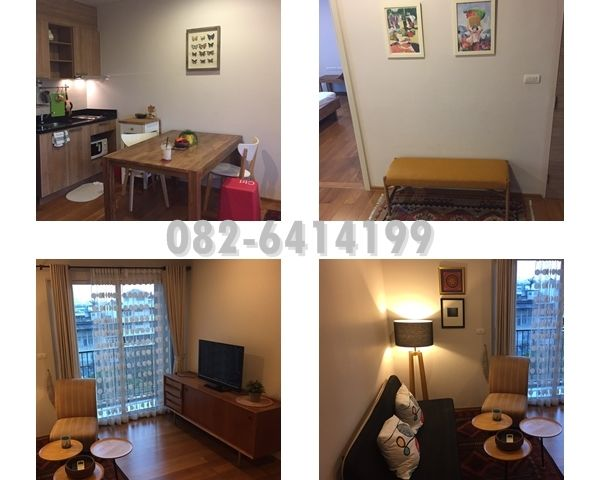 Room for rent at HIVE TAKSIN 7th floor Poolview size 50 sqm