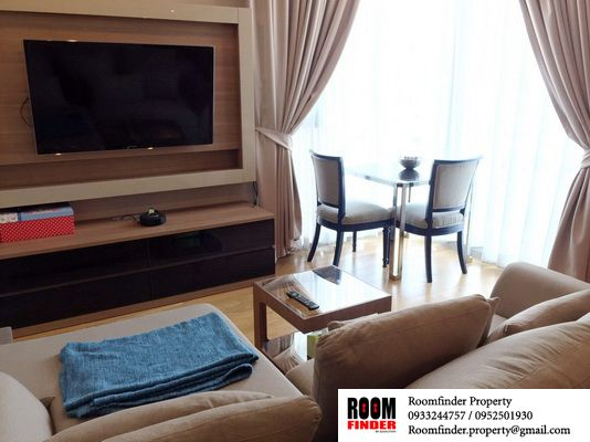 For Rent สำหรับเช่า The Breeze Narathiwas1 bed47 Sqm28000 Fully Furnished High F